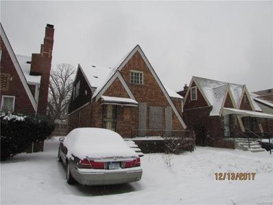 9393 Courville, Detroit, MI 48224 - MLS#: 31336922