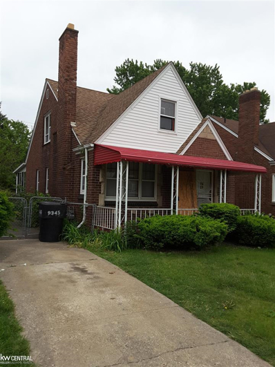 9340 Hartwell, Detroit, MI 48228 - MLS#: 31338310