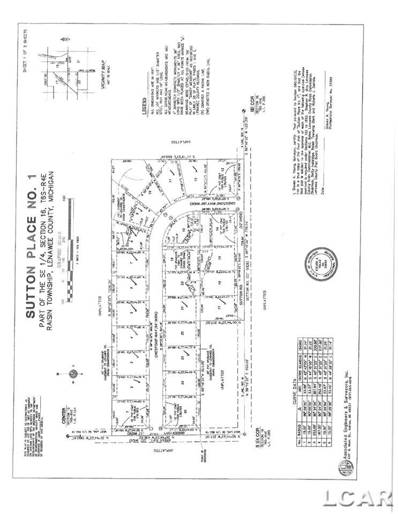 Lot 11 Crestone, Tecumseh, MI 49286 - MLS#: 31340564