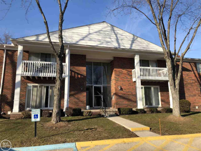 42731 Sheldon UNIT 121, Clinton Township, MI 48038 - MLS#: 31341095