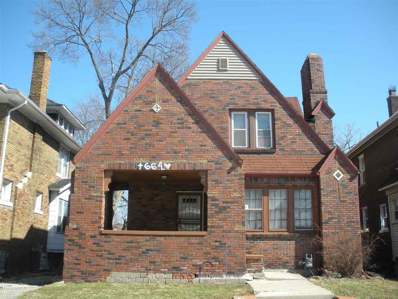 664 Marlborough St, Detroit, MI 48215 - MLS#: 31341636