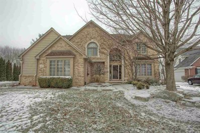 43623 Saint Ives Ct, Sterling Heights, MI 48314 - MLS#: 31341974