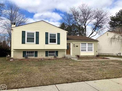 43229 Cambridge Dr, Sterling Heights, MI 48313 - MLS#: 31342302