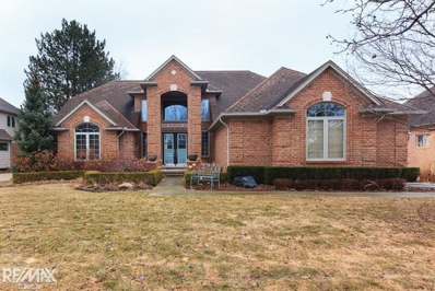 54594 Woodcreek, Shelby Twp, MI 48315 - MLS#: 31343472