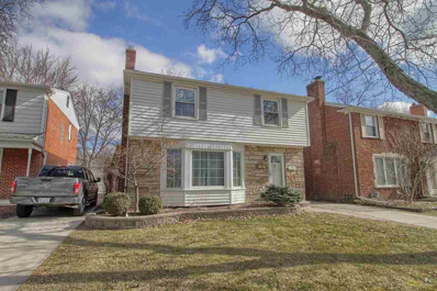 1990 Littlestone, Grosse Pointe Woods, MI 48236 - MLS#: 31343593