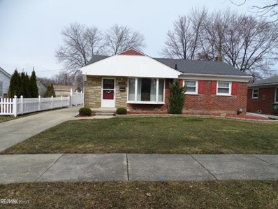 22849 Edgewood, Saint Clair Shores, MI 48080 - MLS#: 31344263