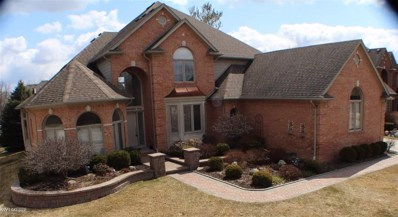54560 Woodcreek, Shelby Twp, MI 48315 - MLS#: 31344433