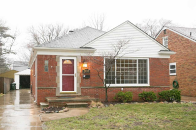 2037 Hollywood Ave, Grosse Pointe Woods, MI 48236 - MLS#: 31344780