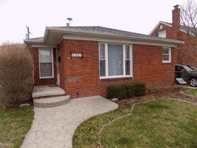 21601 Newcastle, Harper Woods, MI 48225 - MLS#: 31344892