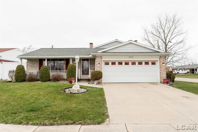 1314 Anthony, Adrian, MI 49221 - MLS#: 31344917