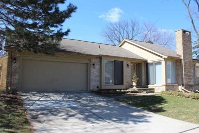 43097 W Kirkwood, Clinton Township, MI 48038 - MLS#: 31345052