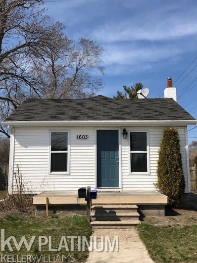 1603 Thomas St., Port Huron, MI 48060 - MLS#: 31345393