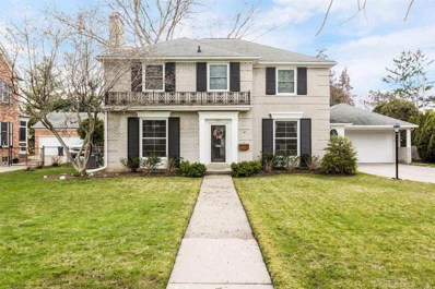 757 Trombley, Grosse Pointe Park, MI 48230 - MLS#: 31345773