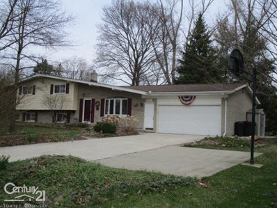 2137 24 Mile Road, Shelby Twp, MI 48316 - MLS#: 31345945