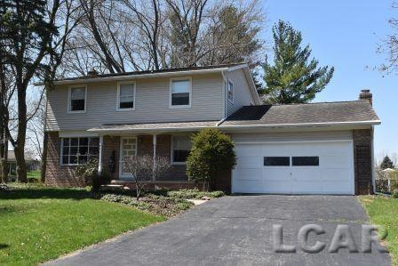 1435 Meadowview Ct, Adrian, MI 49221 - MLS#: 31346006