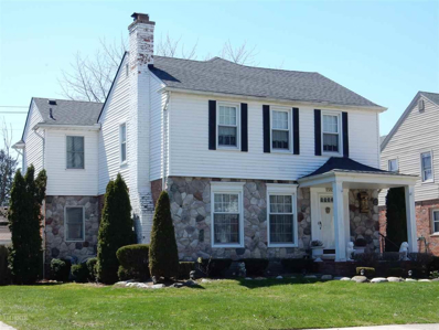 1585 Hampton, Grosse Pointe Woods, MI 48236 - MLS#: 31346398
