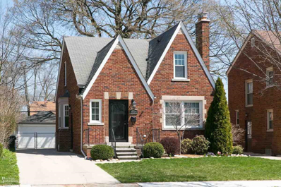 1616 Hampton Rd, Grosse Pointe Woods, MI 48236 - MLS#: 31346500