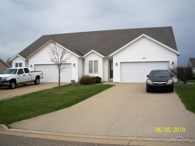 8407\/8409 Nuthatch, Freeland, MI 48623 - MLS#: 31346707
