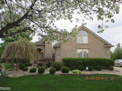 47076 Chippenham Ct., Shelby Twp, MI 48315 - MLS#: 31347032