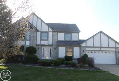 41752 Pond View Dr, Sterling Heights, MI 48314 - MLS#: 31347571