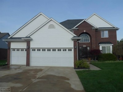 52398 Creek Lane, Chesterfield, MI 48047 - MLS#: 31347813