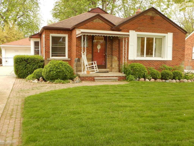 22705 Mylls, Saint Clair Shores, MI 48081 - MLS#: 31348264