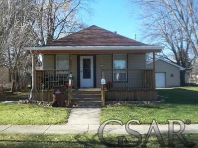 808 Abrey Avenue, Owosso, MI 48867 - MLS#: 31348860