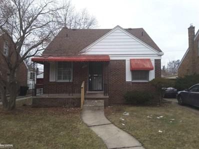 19581 Barlow, Detroit, MI 48205 - MLS#: 31349451