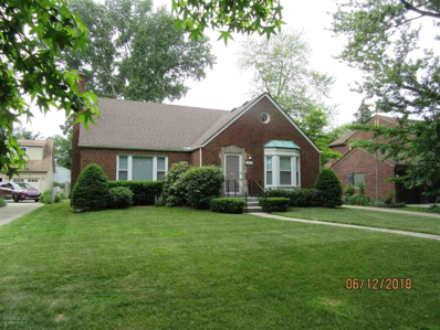 807 Barrington, Grosse Pointe Park, MI 48236 - MLS#: 31350732