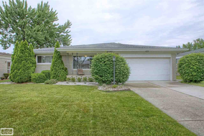12287 Canterbury Drive, Sterling Heights, MI 48312 - MLS#: 31351100