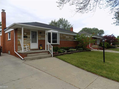 19920 Alger, Saint Clair Shores, MI 48080 - MLS#: 31351191
