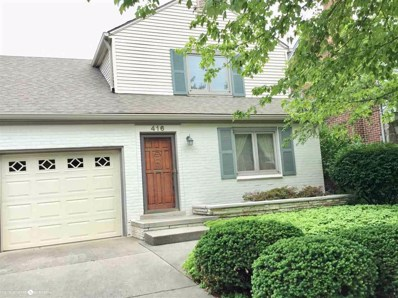 416 Touraine Rd, Grosse Pointe Farms, MI 48236 - MLS#: 31351364