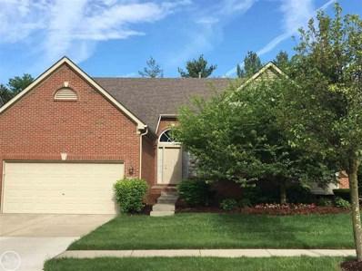 3811 Arbor, Auburn Hills, MI 48326 - MLS#: 31351384