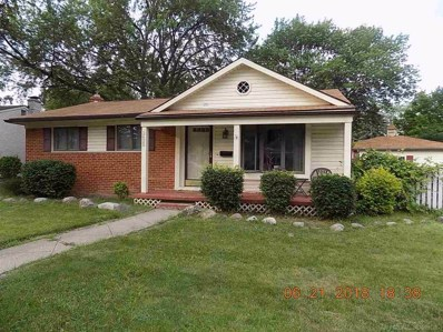 2625 Winston, Sterling Heights, MI 48310 - MLS#: 31351582
