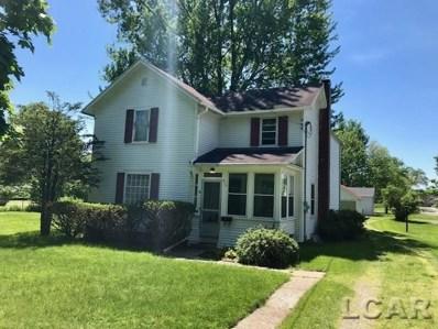 512 E Logan St, Tecumseh, MI 49286 - MLS#: 31351718