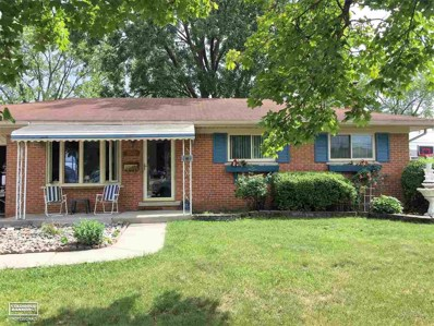 3502 Hillcrest Dr, Warren, MI 48092 - MLS#: 31351737
