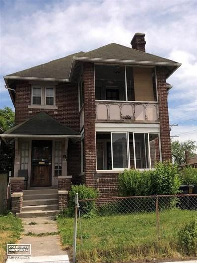 3813\/3815 Pingree, Detroit, MI 48206 - MLS#: 31351883