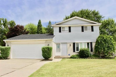 23415 Thornton, Clinton Township, MI 48035 - MLS#: 31352000