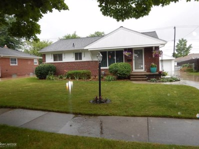 1019 Chippewa, Mount Clemens, MI 48043 - MLS#: 31352082