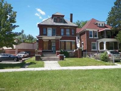 1171 E Grand, Detroit, MI 48211 - MLS#: 31352124