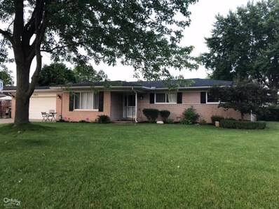 53852 Bruce Hill Dr, Shelby Twp, MI 48316 - MLS#: 31352190