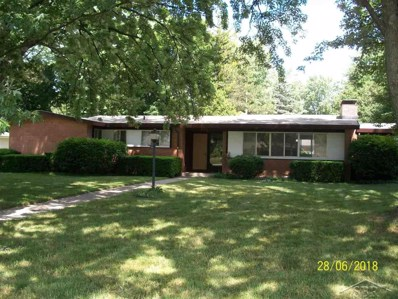 1784 Coolidge, Saginaw, MI 48638 - MLS#: 31352226