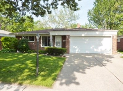 25766 Audrey, Warren, MI 48091 - MLS#: 31352262