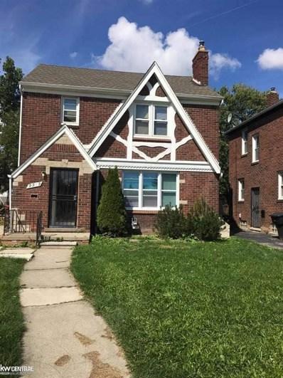 9949 McKinney, Detroit, MI 48224 - MLS#: 31352466