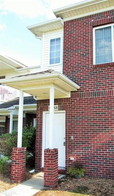 5553 Twin Oaks Dr, Sterling Heights, MI 48314 - MLS#: 31352594