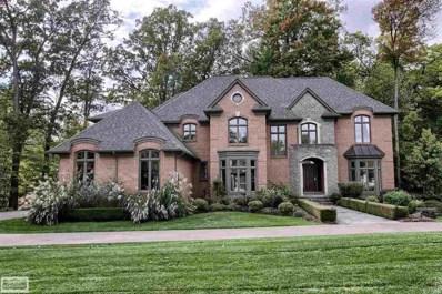 1589 Scenic Hollow Drive, Rochester Hills, MI 48306 - MLS#: 31352877