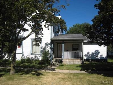 502 E Logan St, Tecumseh, MI 49286 - MLS#: 31353108