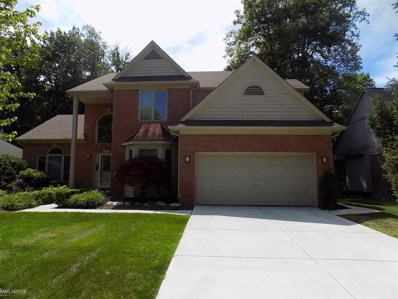 2192 Avon Lake Lane, Rochester Hills, MI 48307 - MLS#: 31353388