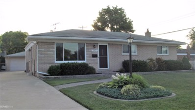 33751 Stonewood Dr, Sterling Heights, MI 48312 - MLS#: 31353560