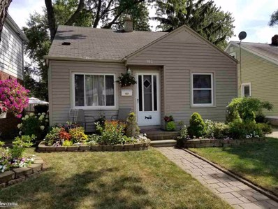 103 W Mapledale Ave, Hazel Park, MI 48030 - MLS#: 31353574